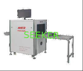 China X-ray Baggage Scanner Model:K5030A supplier